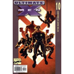 Ultimate X-Men  Issue 10