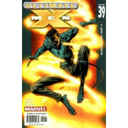 Ultimate X-Men  Issue 39