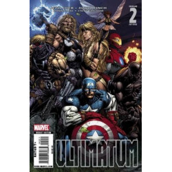 Ultimatum Mini Issue 2