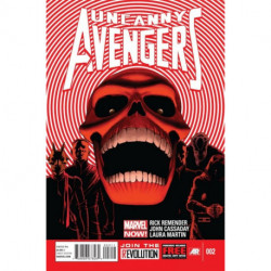 Uncanny Avengers vol. 1 Issue 02