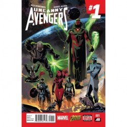Uncanny Avengers vol. 2 Issue 1