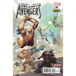 Uncanny Avengers vol. 2 Issue 2