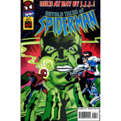 Untold Tales of Spider-Man  Issue 4