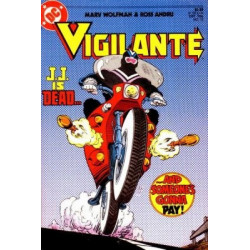 Vigilante  Issue 10