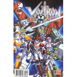 Voltron: Defender of the Universe Vol. 2 Issue 9