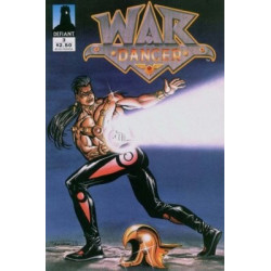 War Dancer  Issue 3