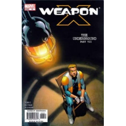 Weapon X  Issue 13