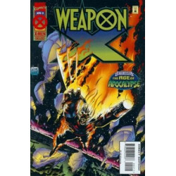Weapon X Mini Issue 2