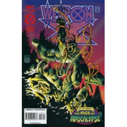 Weapon X Mini Issue 3
