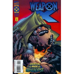 Weapon X Mini Issue 4
