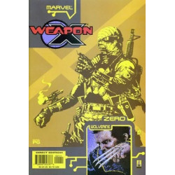 Weapon X: The Draft - Agent Zero One-Shot Issue 1