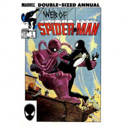 Web of Spider-Man Vol. 1 Annual 1