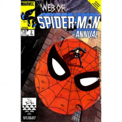 Web of Spider-Man Vol. 1 Annual 2