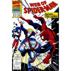 Web of Spider-Man Vol. 1 Annual 9