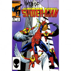 Web of Spider-Man Vol. 1 Issue 002