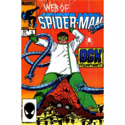 Web of Spider-Man Vol. 1 Issue 005