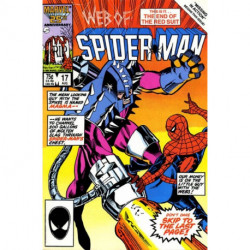 Web of Spider-Man Vol. 1 Issue 017