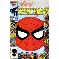 Web of Spider-Man Vol. 1 Issue 020