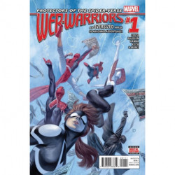 Web Warriors Issue 1
