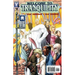 Welcome To Tranquility Issue 1