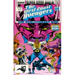 West Coast Avengers Vol. 2 Annual 3