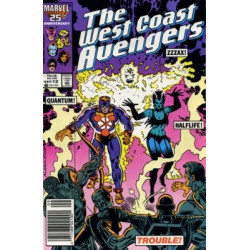West Coast Avengers Vol. 2 Issue 12