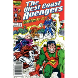 West Coast Avengers Vol. 2 Issue 13