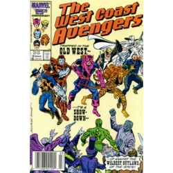 West Coast Avengers Vol. 2 Issue 18