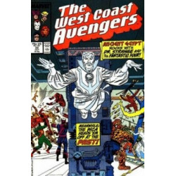 West Coast Avengers Vol. 2 Issue 22