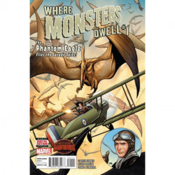 Where Monsters Dwell vol. 3 Issue 1