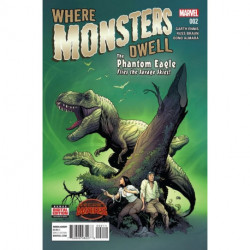 Where Monsters Dwell vol. 3 Issue 2