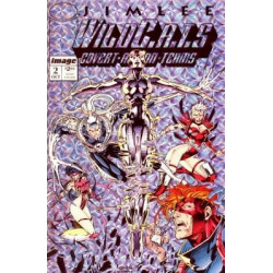 WildC.A.T.S: Covert Action Teams  Issue 02