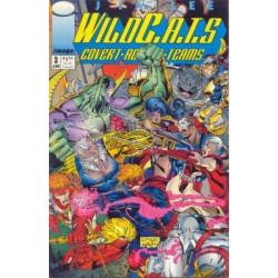 WildC.A.T.S: Covert Action Teams  Issue 03
