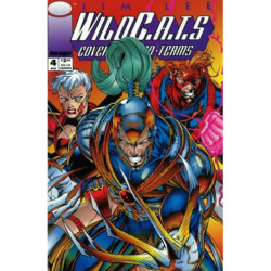 WildC.A.T.S: Covert Action Teams  Issue 04b