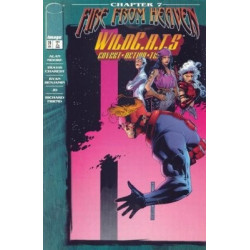WildC.A.T.S: Covert Action Teams  Issue 29