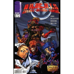 WildC.A.T.S: Covert Action Teams  Issue 42
