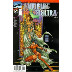 Witchblade / Elektra Issue 1