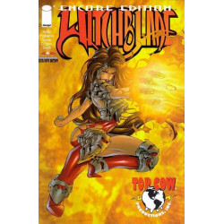 Witchblade 1 Issue 002b