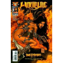 Witchblade 1 Issue 078b
