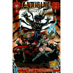 Witchblade Animated Mini Issue 1b