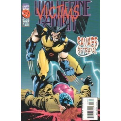 Wolverine / Gambit: Victims Mini Issue 3