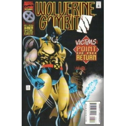 Wolverine / Gambit: Victims Mini Issue 4