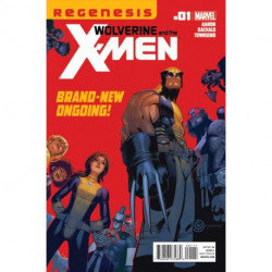 Wolverine and the X-Men Vol. 1 Issue 01