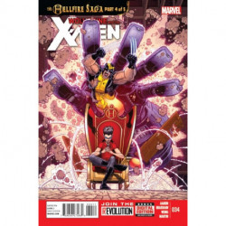 Wolverine and the X-Men Vol. 1 Issue 34