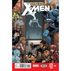 Wolverine and the X-Men Vol. 1 Issue 41