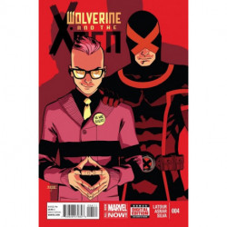 Wolverine and the X-Men Vol. 2 Issue 04