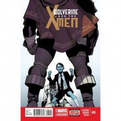 Wolverine and the X-Men Vol. 2 Issue 05
