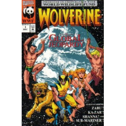 Wolverine: Global Jeopardy One-Shot Issue 1