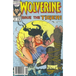 Wolverine: Save the Tiger One-Shot Issue 1