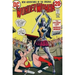 Wonder Woman Vol. 1 Issue 204